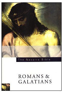 Navarre Bible: Romans and Galatians (Softcover)