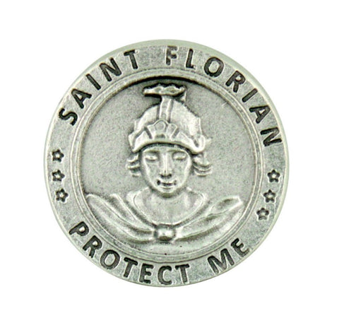St. Florian Fire Fighter Pocket Token