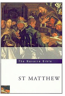 Navarre Bible: St. Matthew (Softcover)