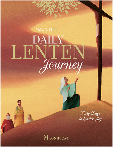 Daily Lenten Journey for Kids