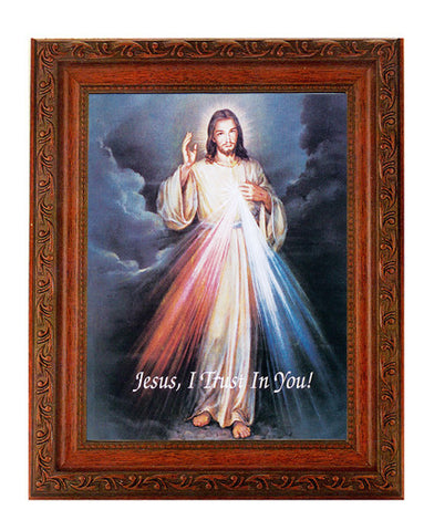 Divine Mercy 10x12 (Multiple Colors)