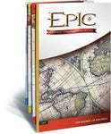 Epic: A journey Through Church History Timeline Chart