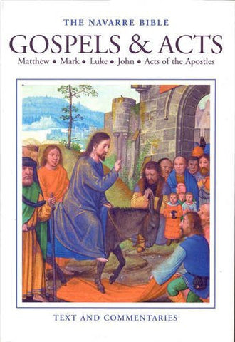 Navarre Bible: Gospels and Acts