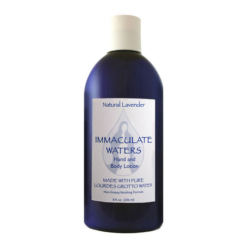 Immaculate Waters Lavender Lotion
