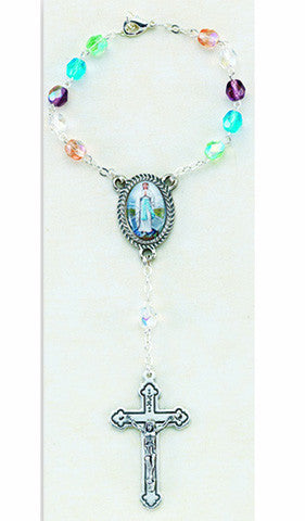 Our Lady of the Highway Decade Rosary