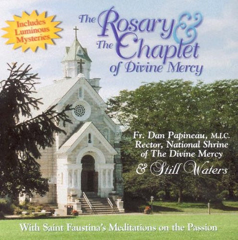 The Rosary & Chaplet of Divine Mercy