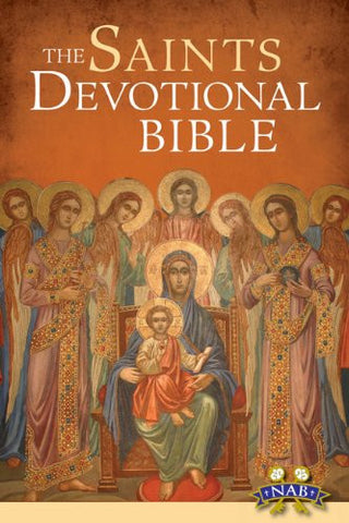 The Saints Devotional Bible (NABRE) Softcover