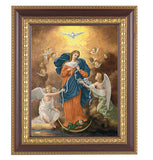 "Our Lady Undoer of Knots 12x14"" (Multiple Colors Available)"