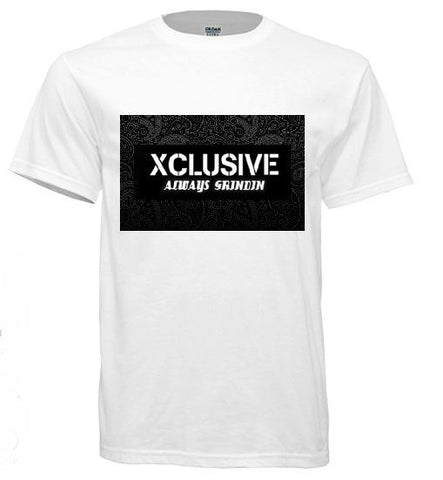 Xclusive Always Grindin' Tee
