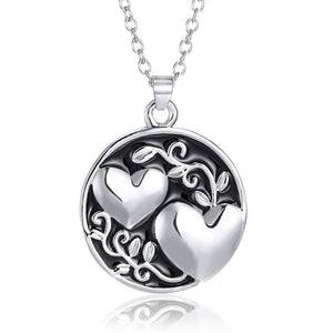Engraved Sister Necklace - Love Chain