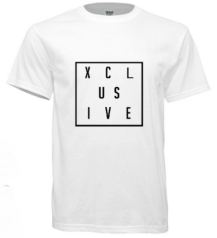 Xclusive Square Tshirt