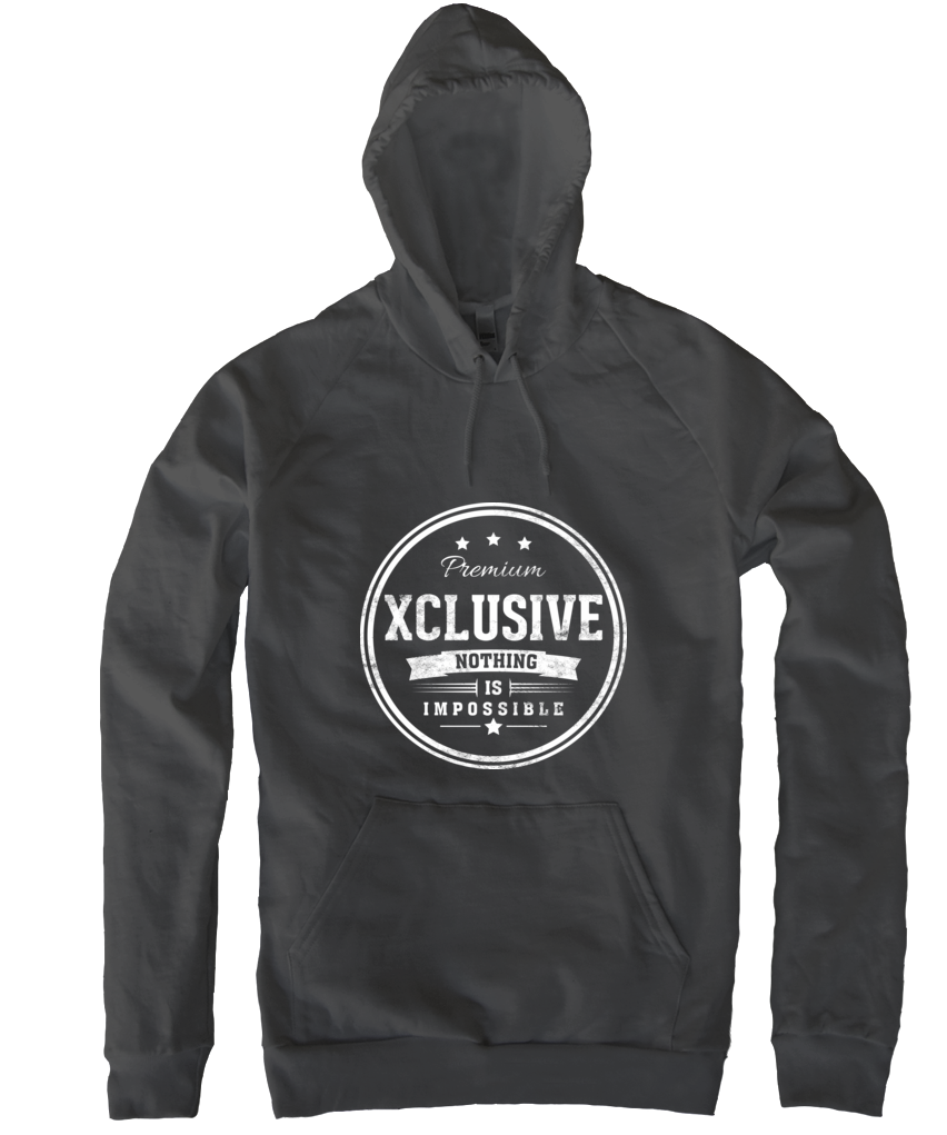 Xclusive Nothing is Impossible Hoodie