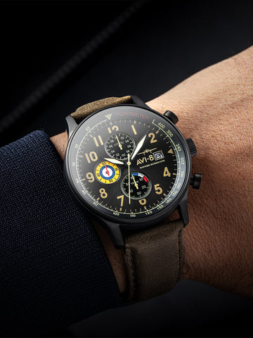DARK EARTH CLASSIC CHRONOGRAPH 1
