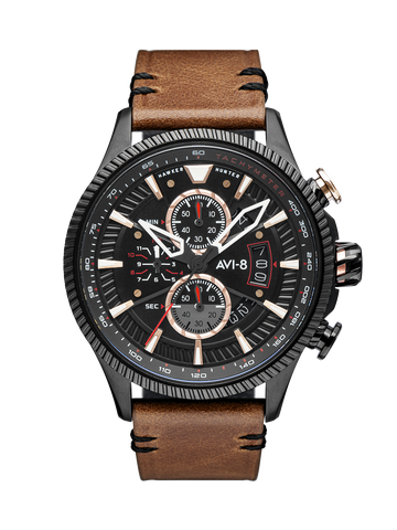 DESERT BROWN AVON CHRONOGRAPH 1