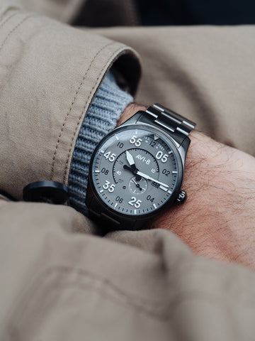 Gunmetal Grey TYPE 300 AUTOMATIC 1