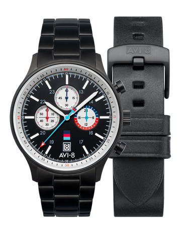 HELP FOR HEROES LIMITED EDITION HAWKER HURRICANE CHRONOGRAPH 1
