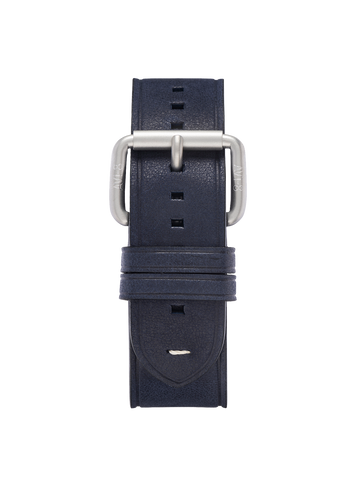 NAVY BLUE ROLLER BUCKLE STRAPS 1