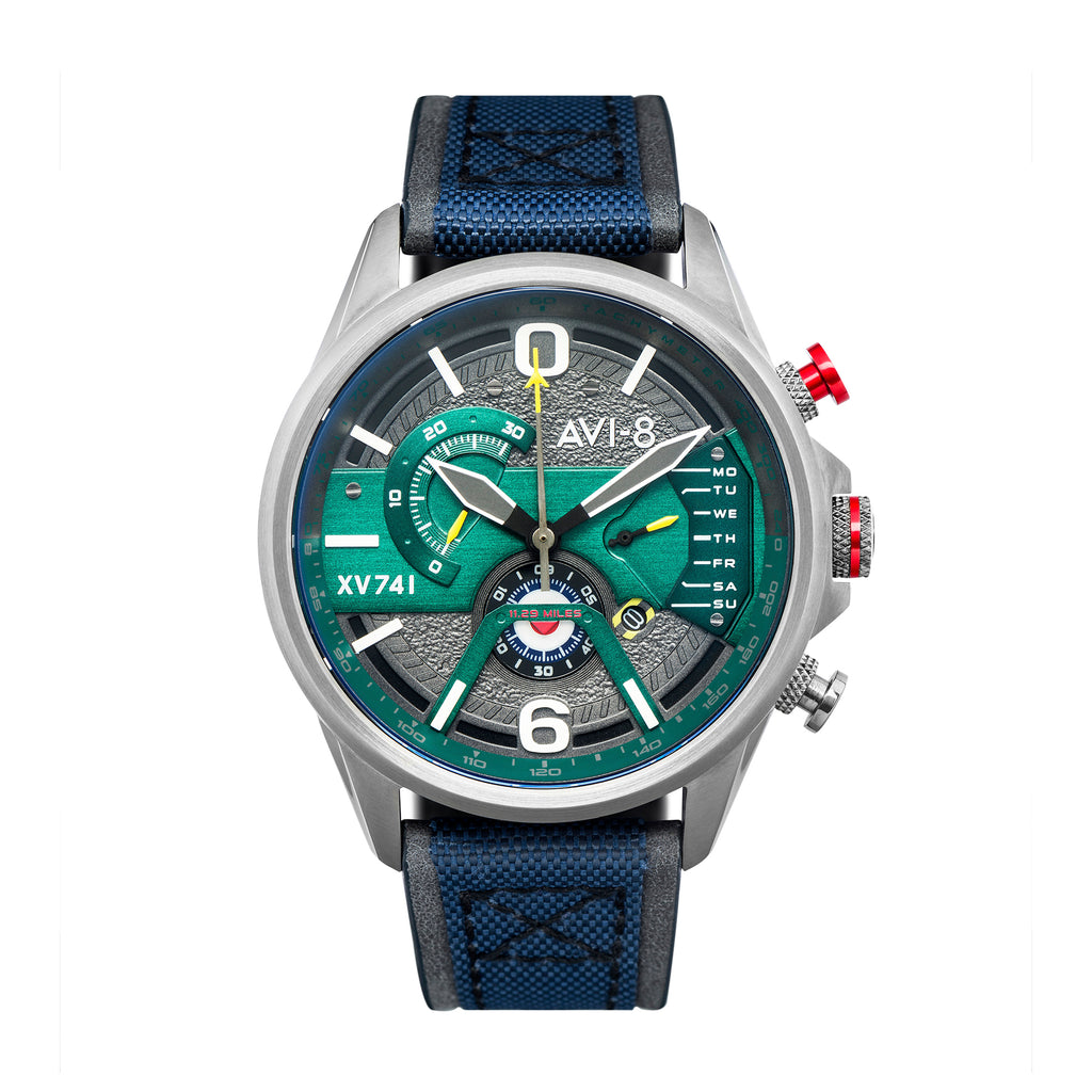 HAWKER HARRIER BLUE NYLON EDITION
