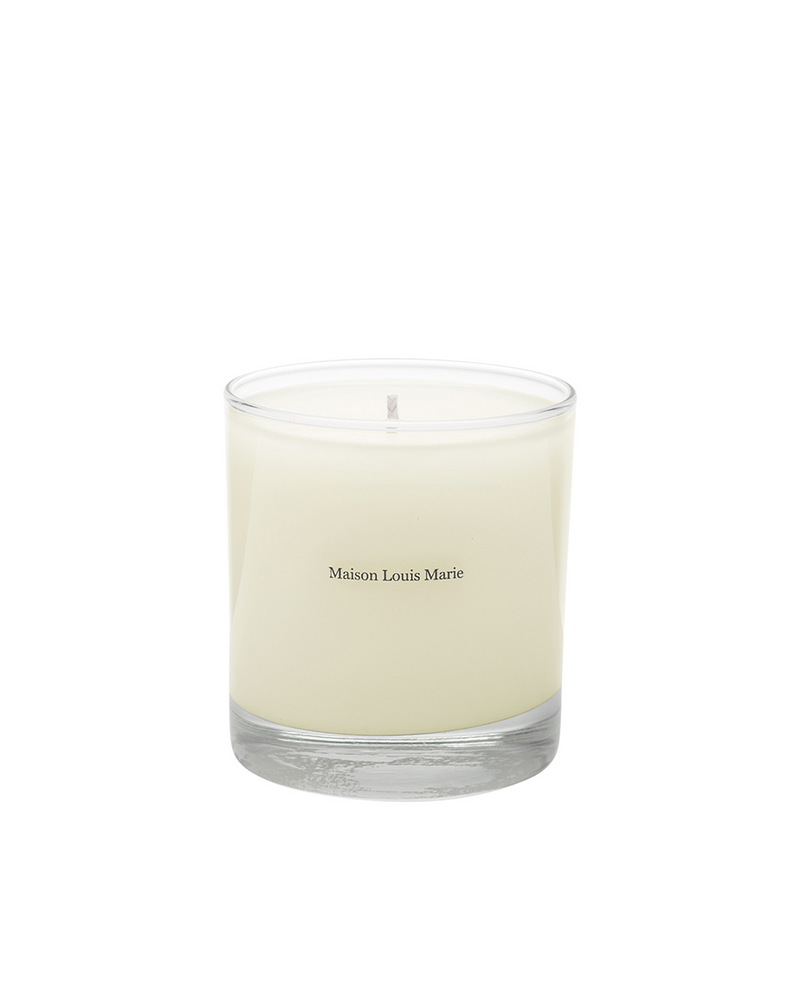 No. 06 Neige de Printemps, Candle with Gift Box