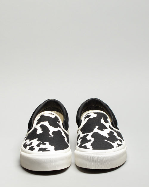 OG Classic Slip-On Black/Cow 2