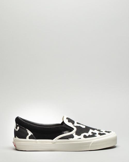 OG Classic Slip-On Black/Cow 1