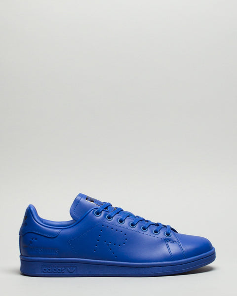 RS Stan Smith Power Blue/Mystery Ink Adidas x Raf Simons Mens Sneakers Seattle