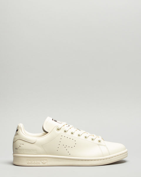 RS Stan Smith Cream/White Adidas x Raf Simons Mens Sneakers Seattle