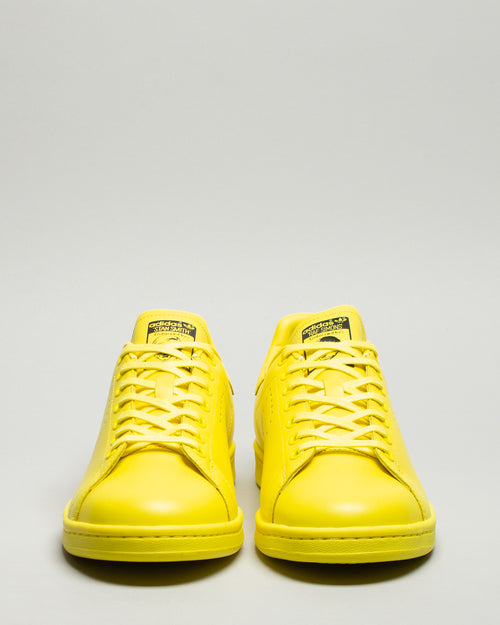 RS Stan Smith Bright Yellow/Pure Yellow 2