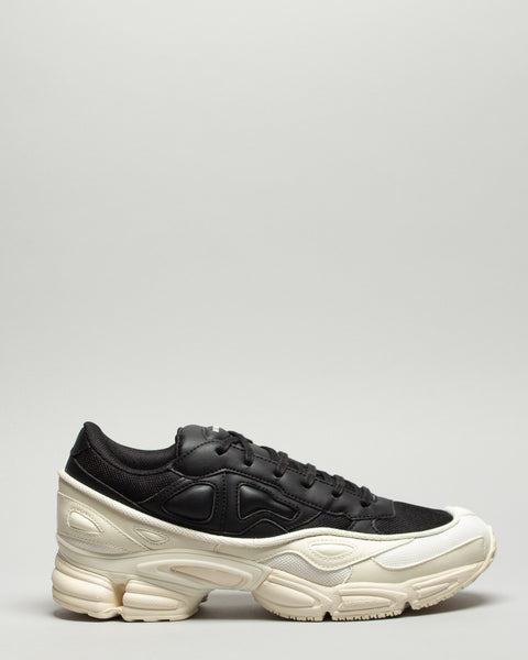 Ozweego Cream White/Core Black Adidas x Raf Simons Mens Sneakers Seattle
