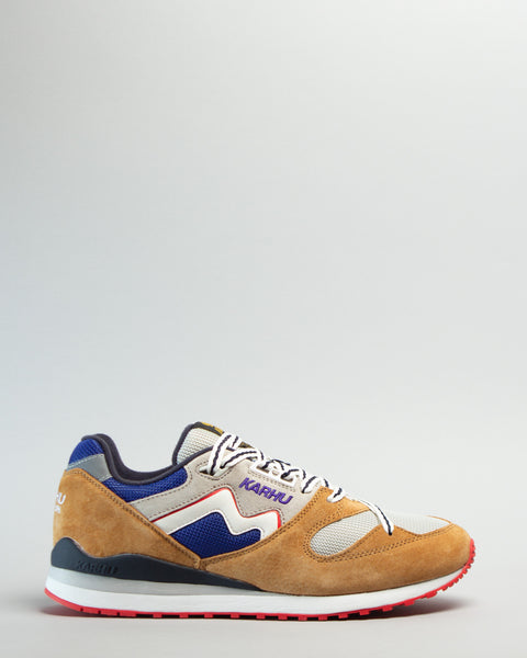 Synchron Classic Buckthorn Brown/Silver Birch Karhu Mens Sneakers Seattle
