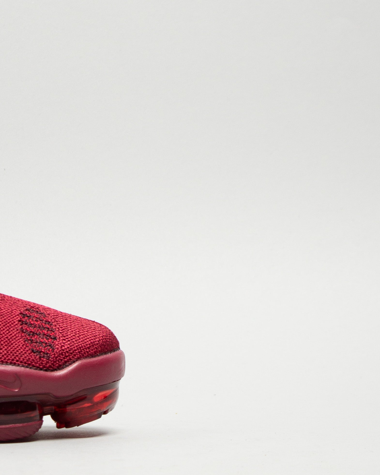 VaporMax Premier Flyknit Team Red/Black/Gym Red