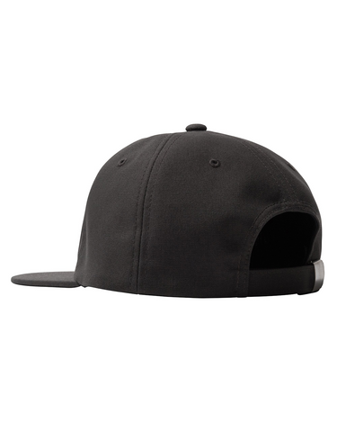 Global Designs Strapback Charcoal 2