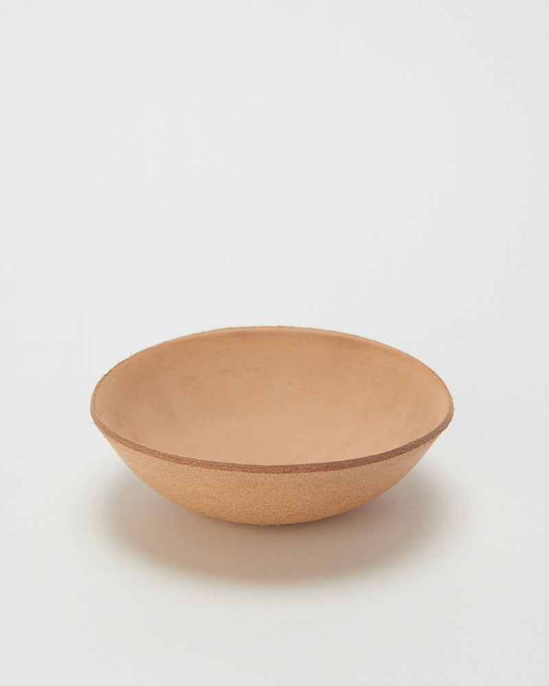 Leather Bowl