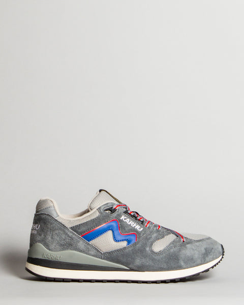 Synchron Classic Grey Karhu Mens Sneakers Seattle