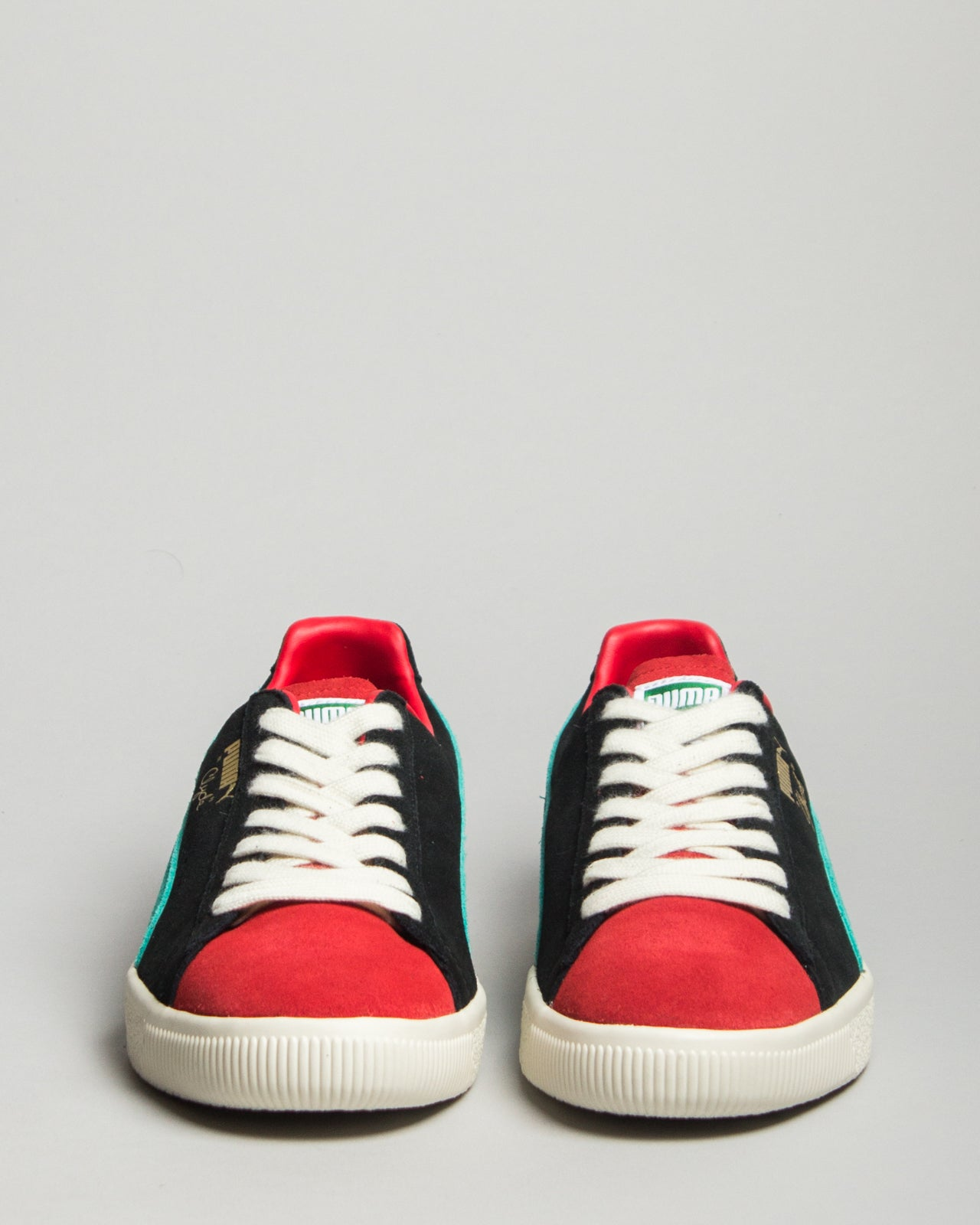 Clyde From the Archive High Risk Red/Black/Whisper White