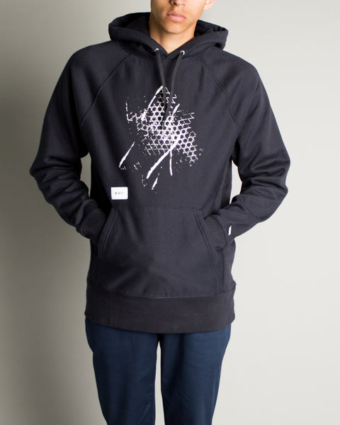 WTAPS Pullover Hoodie Blue Graphite Vans Vault Mens Sneakers Seattle