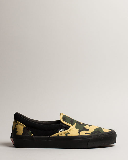 OG Classic Slip-On LX Camo/Black 1