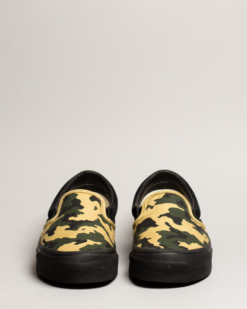 OG Classic Slip-On LX Camo/Black 2