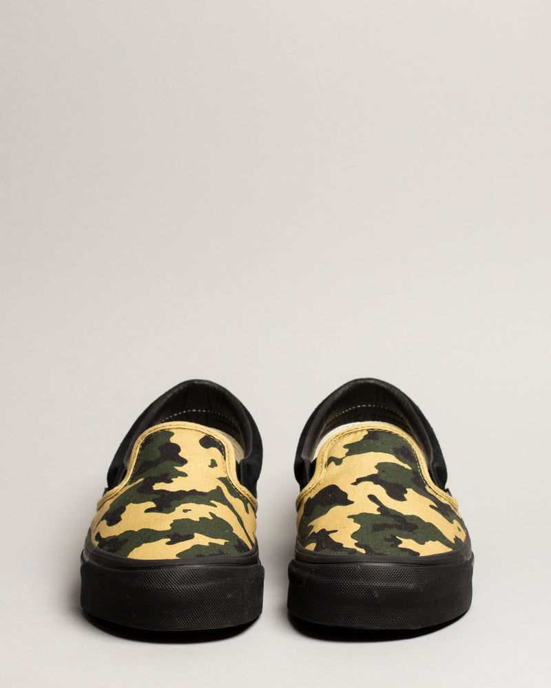 OG Classic Slip-On LX Camo/Black