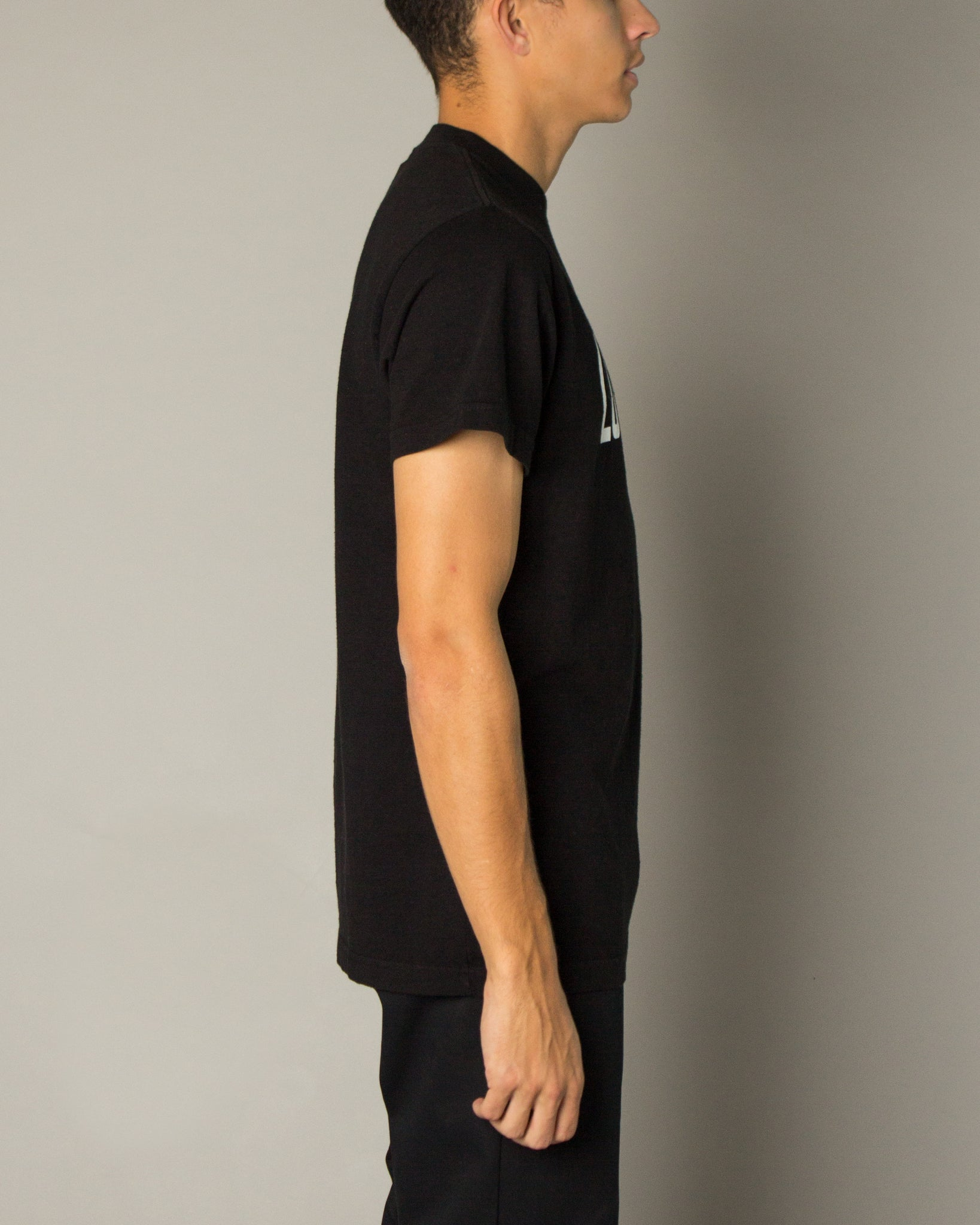 Los Angeles SS Tee Black