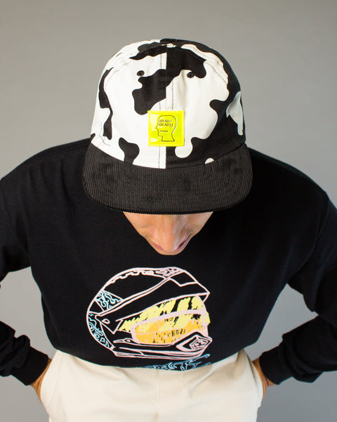 Cow 5-Panel Hat Brain Dead Mens Sneakers Seattle