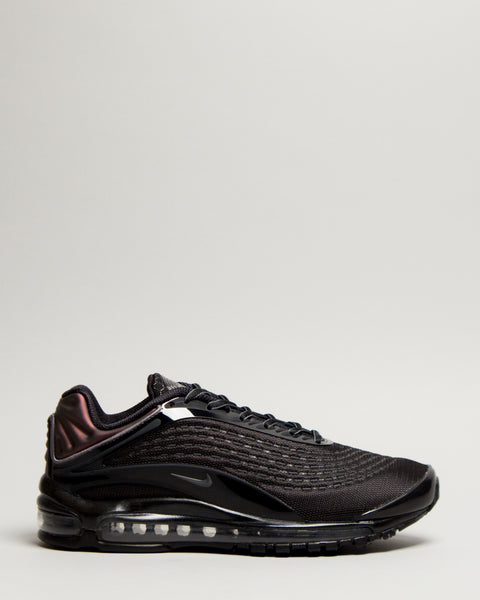 Air Max Deluxe Black/Dark Grey Nike Mens Sneakers Seattle