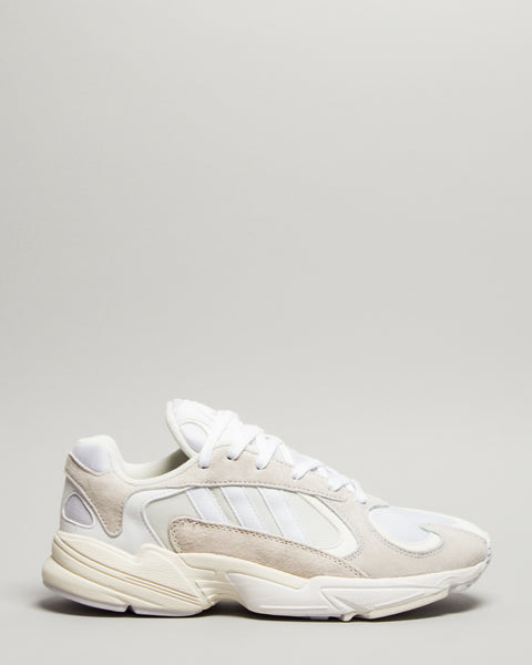 Yung-1 White/White/White Adidas Mens Sneakers Seattle