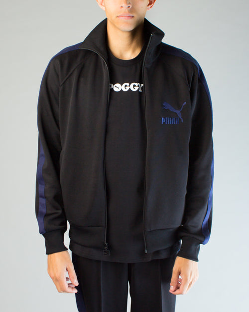Poggy Track Top Black 2