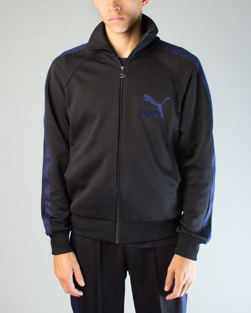 Poggy Track Top Black 1