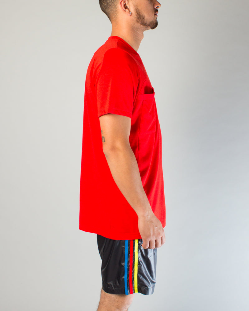Oyster Holdings 72-Hour SS Tee Red