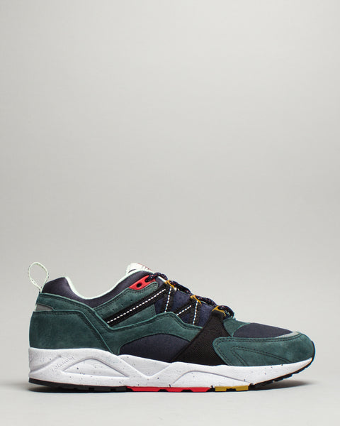 Fusion 2.0 Green Gables/Night Sky Karhu Mens Sneakers Seattle