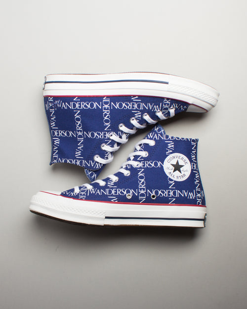 JW Anderson Chuck 70 HI Sailboat Blue 2