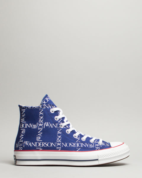 JW Anderson Chuck 70 HI Sailboat Blue Converse Mens Sneakers Seattle