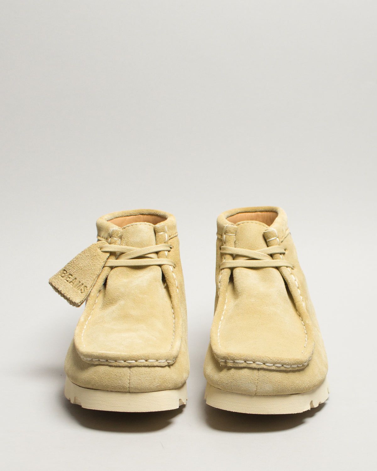 BEAMS Wallabee BT GTX Maple